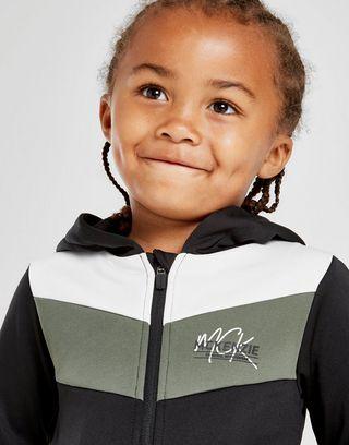 McKenzie Teddy Poly Full Zip Suit Children