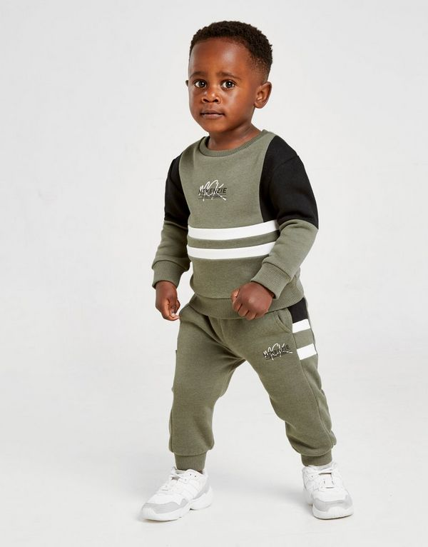 McKenzie Trinite Crew Suit Infant