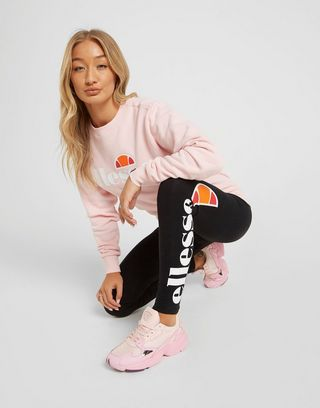 Ellesse Core Logo Crew Sweatshirt