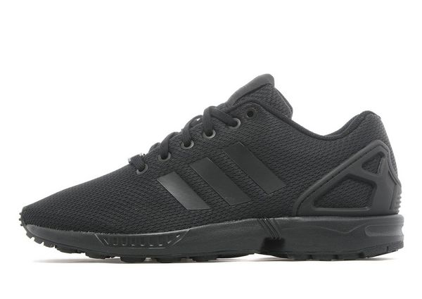 Triple Black Adidas Zx Flux Jd