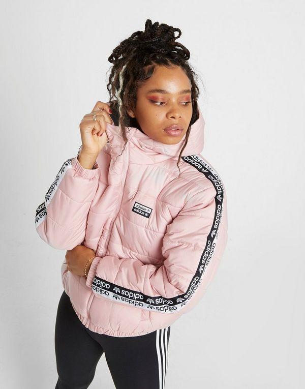 adidas Originals Tape Padded Jacket Dames