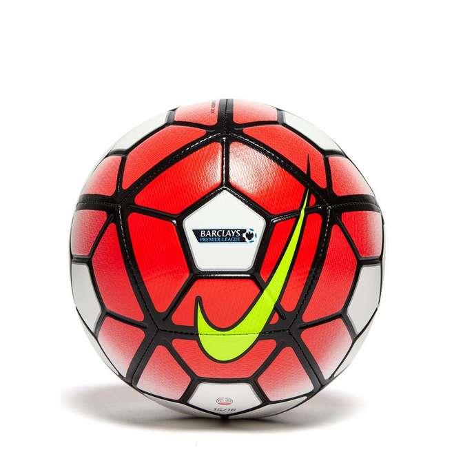 Http Www Jdsports Co Uk Product Red Nike Premier League Strike Hi Vis Football 20152016 175324