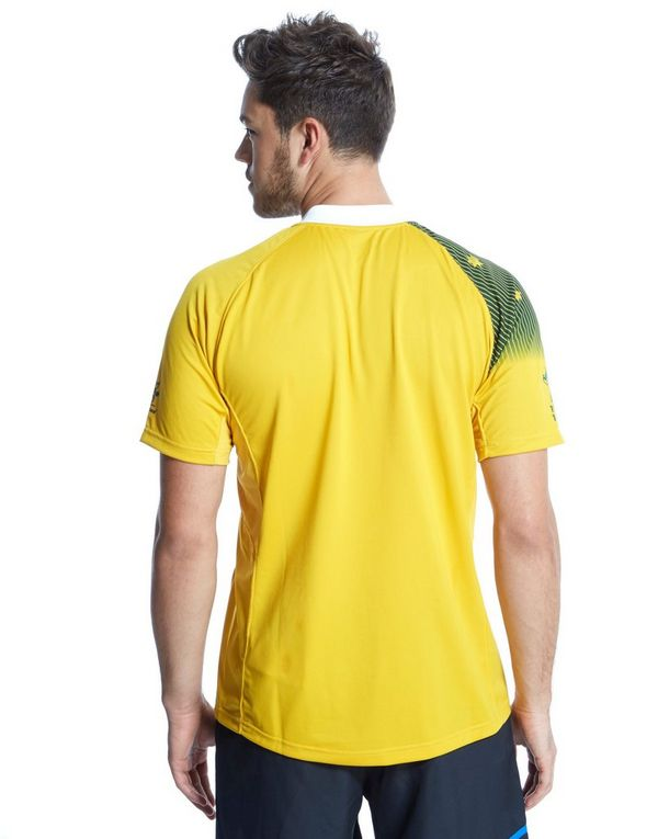 ASICS Australia Rugby World Cup 2015 Shirt