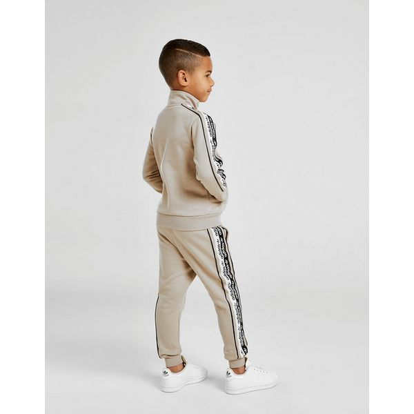 adidas Originals  R.Y.V. Tape 1/2 Zip Trainingspak Kinderen