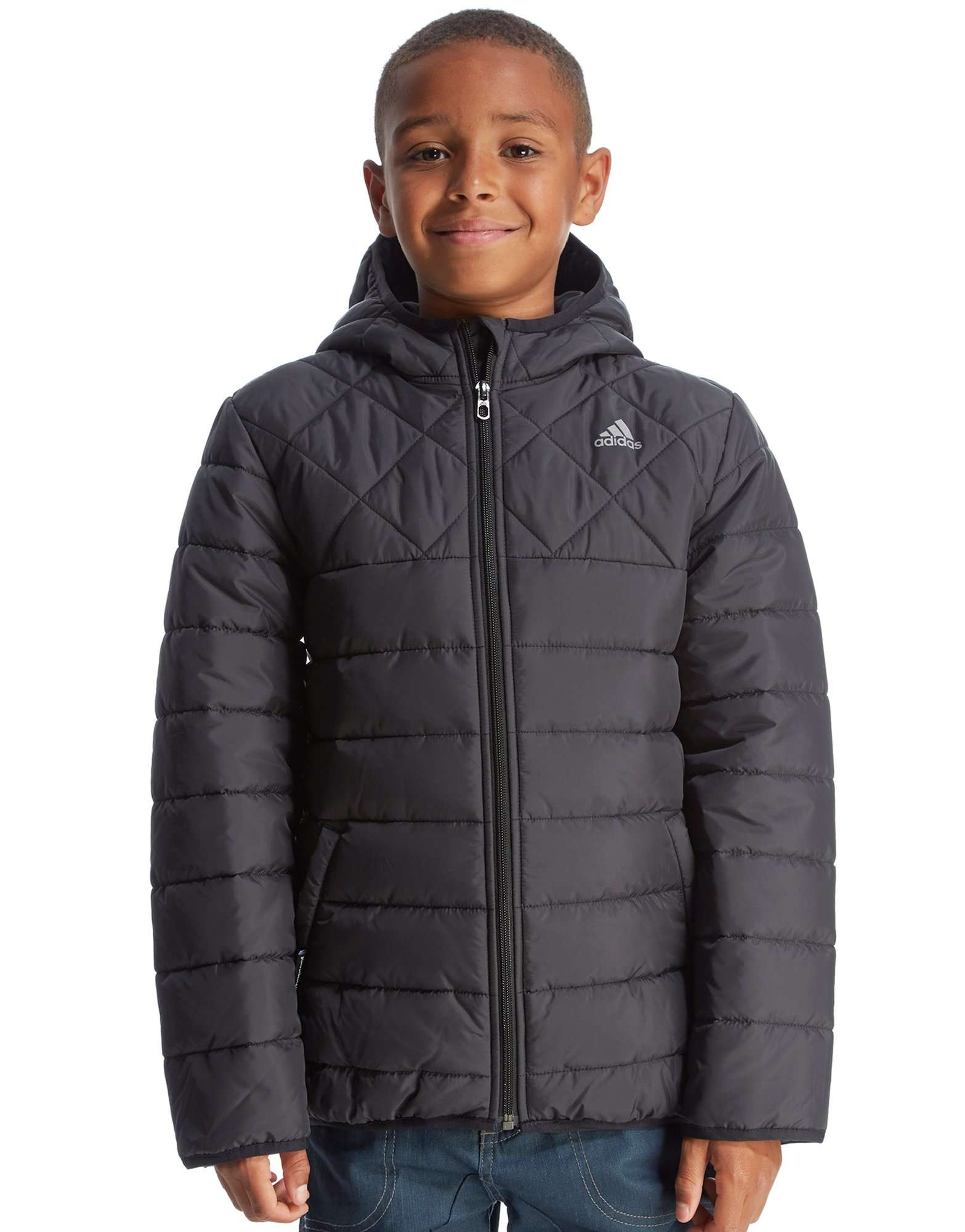 Adidas Quilt Jacket Junior | JD Sports