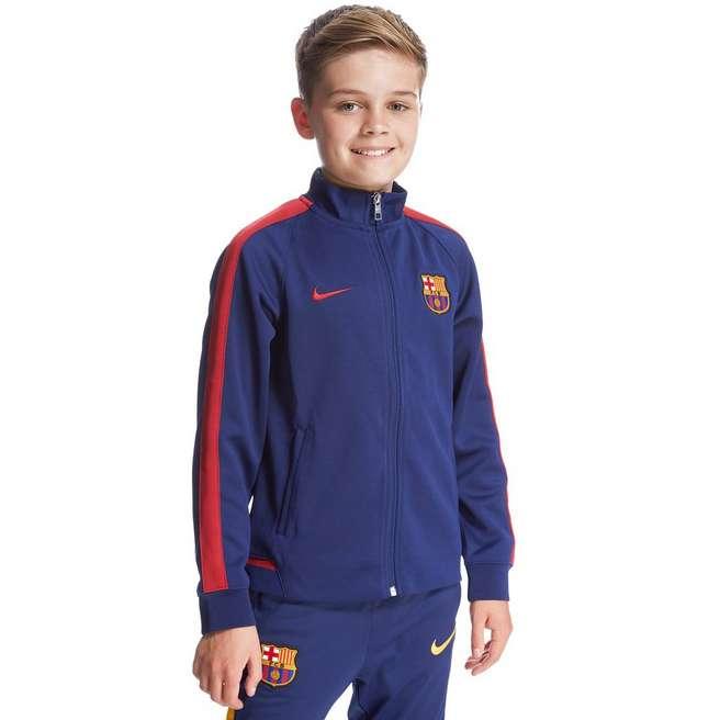 nike fc barcelona 2015 junior n98 jacket jd sports. Black Bedroom Furniture Sets. Home Design Ideas