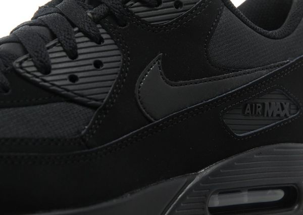half off 44dce c11ca top quality jd sports black air max 90 c58f9 9f6d3