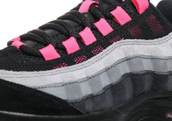 new product a3709 ce2c1 Nike Air Max 95 Junior Grey minmage.nu