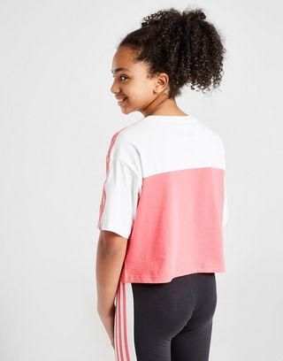 adidas Originals Girls' Spirit BB Crop T-Shirt Junior
