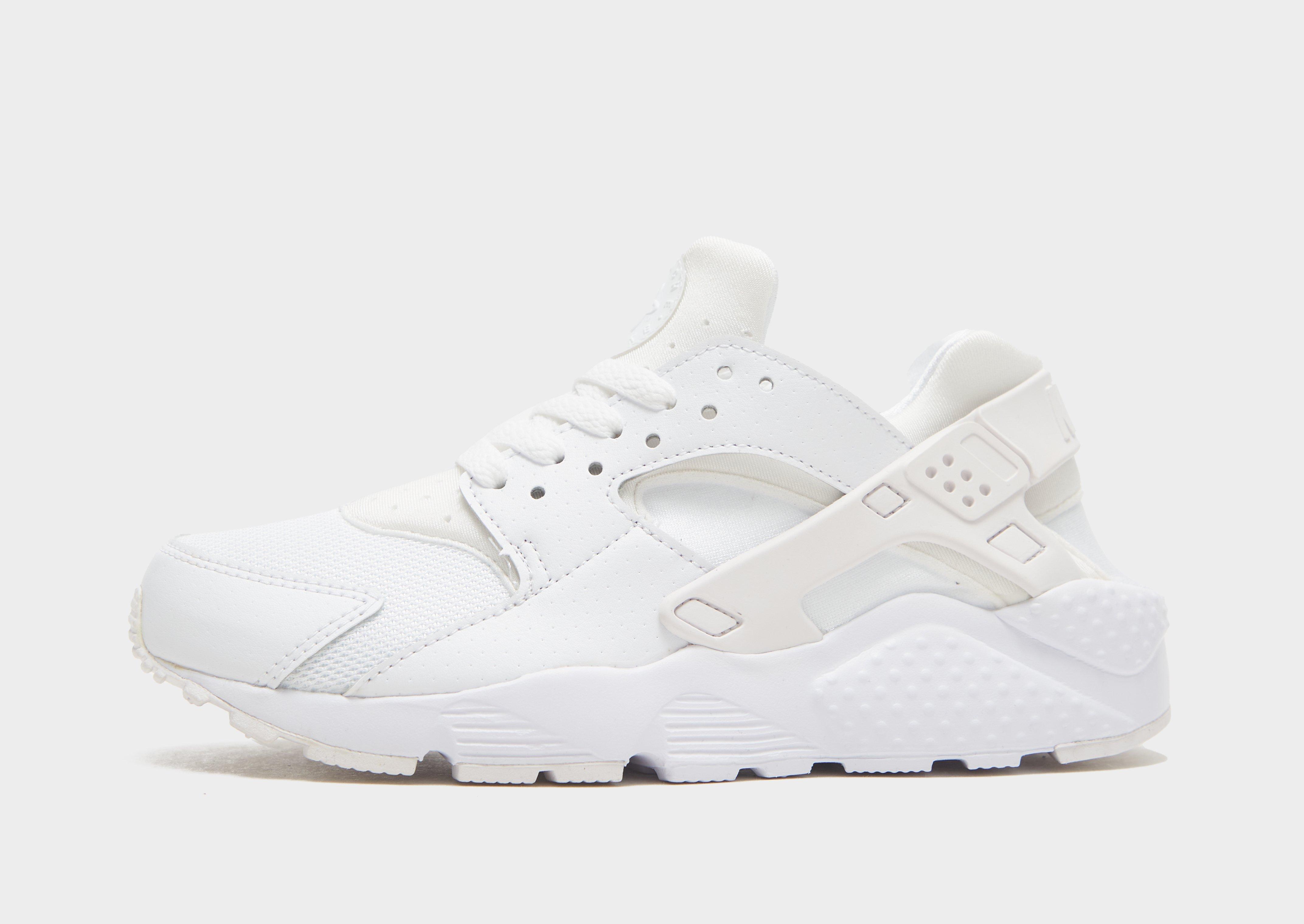 Nike Air Huarache White Junior