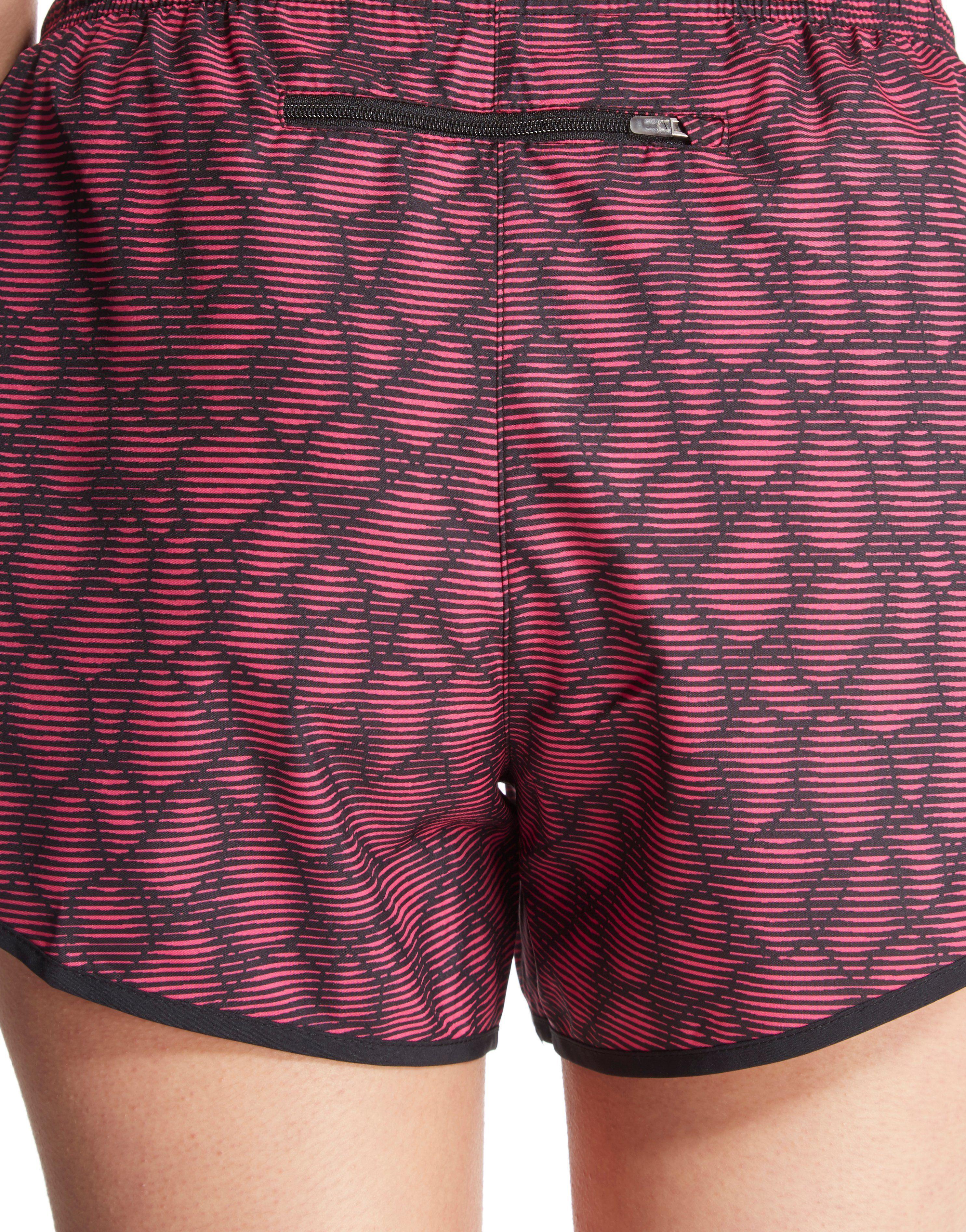 Nike Tempo 7.5cm Printed Modern Shorts