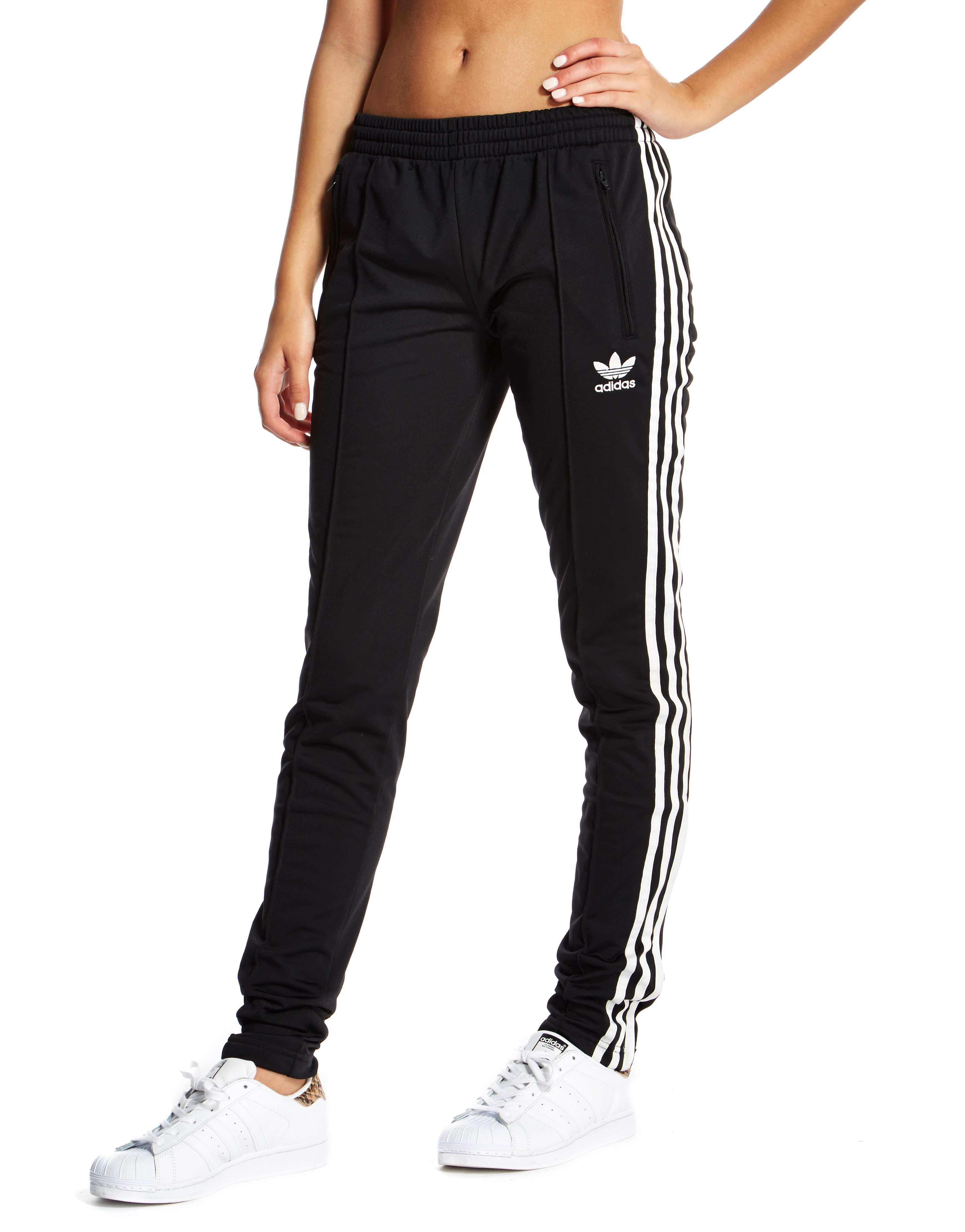 Model Adidas Originals Supergirl Track Pants  Women39s  Casual  Clothing