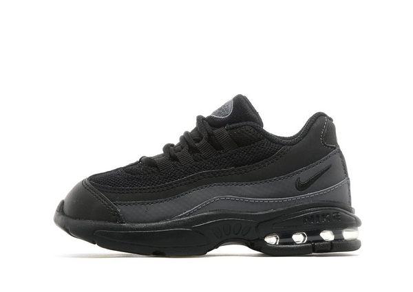 air max 95 black and white dots