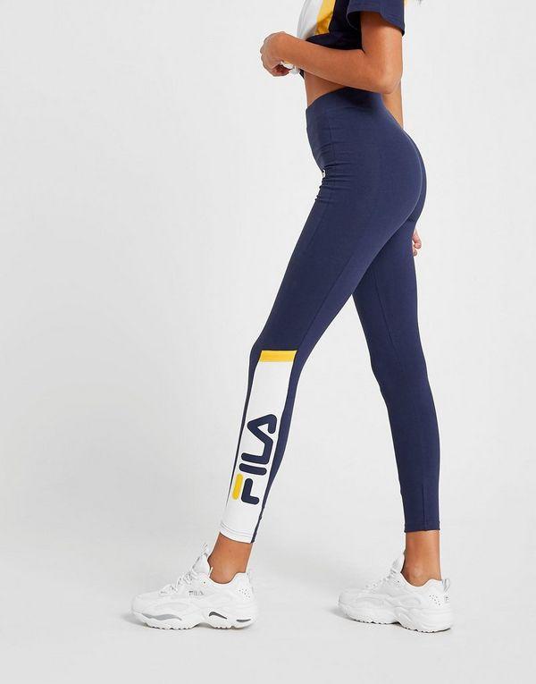 Fila Legging Stripe Panel Femme