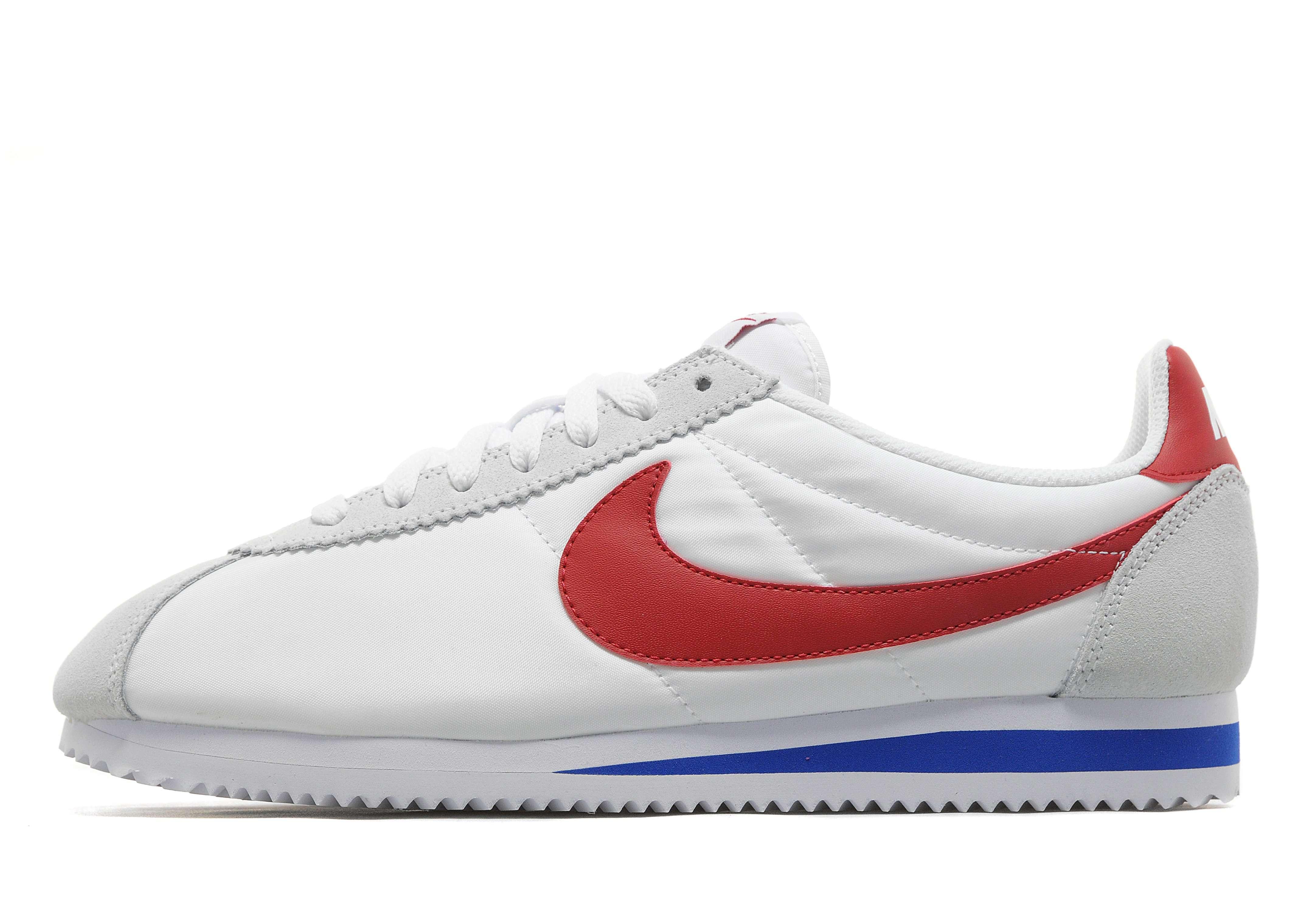 Nike Cortez Og White Red