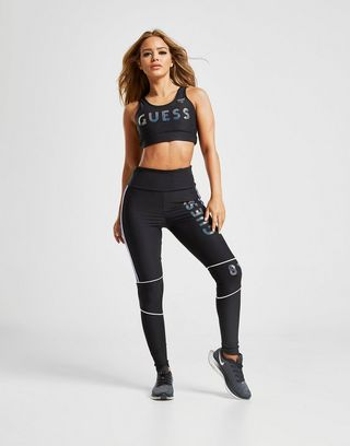 Guess Brassière de Sport Crossover Femme   JD Sports