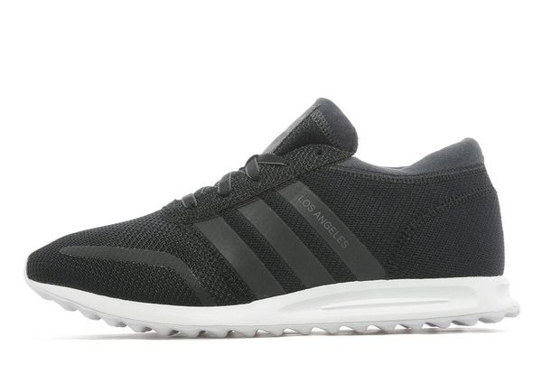 Adidas Los Angeles Black And Grey