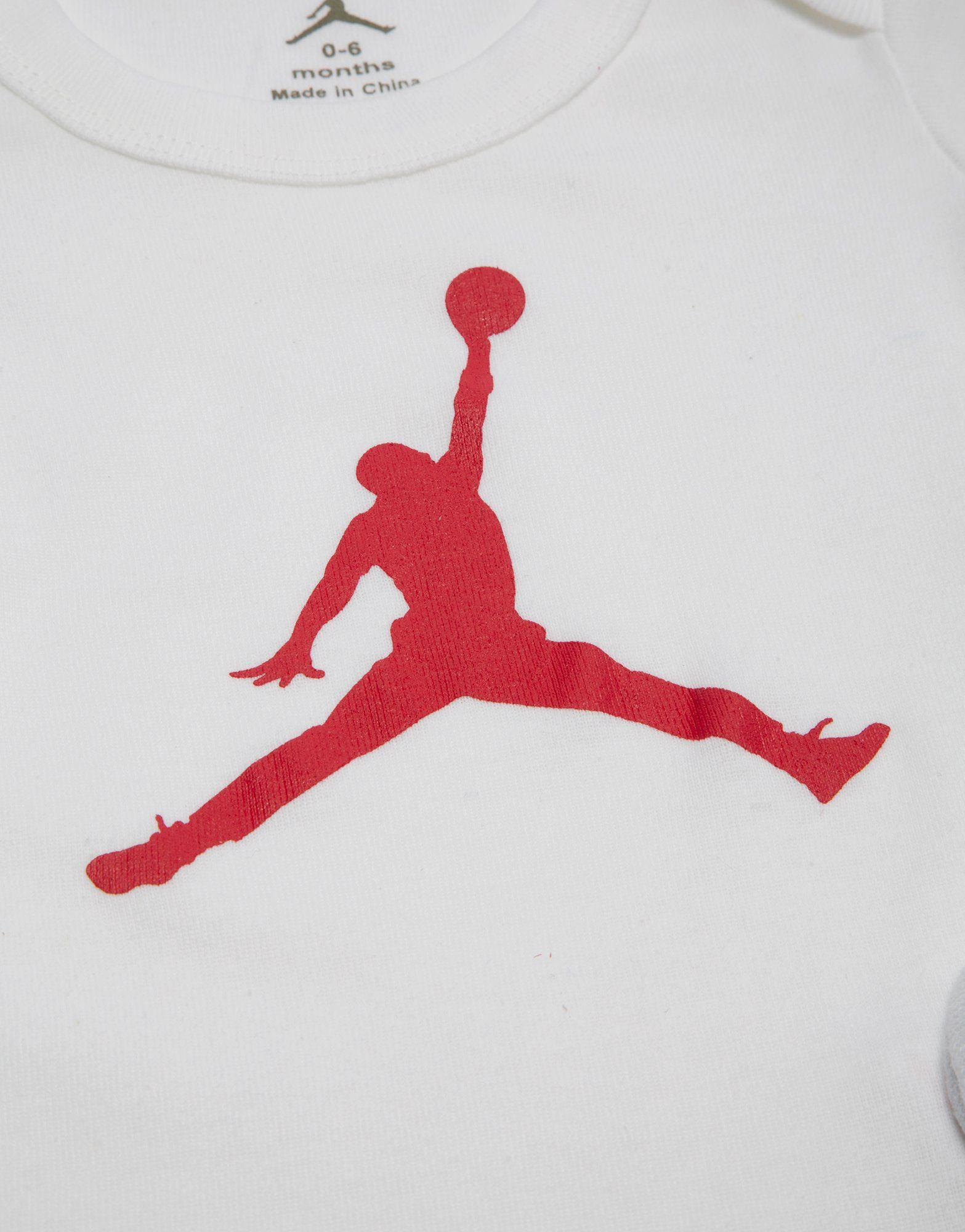 Jordan Jumpman Three-Piece Suit Infant