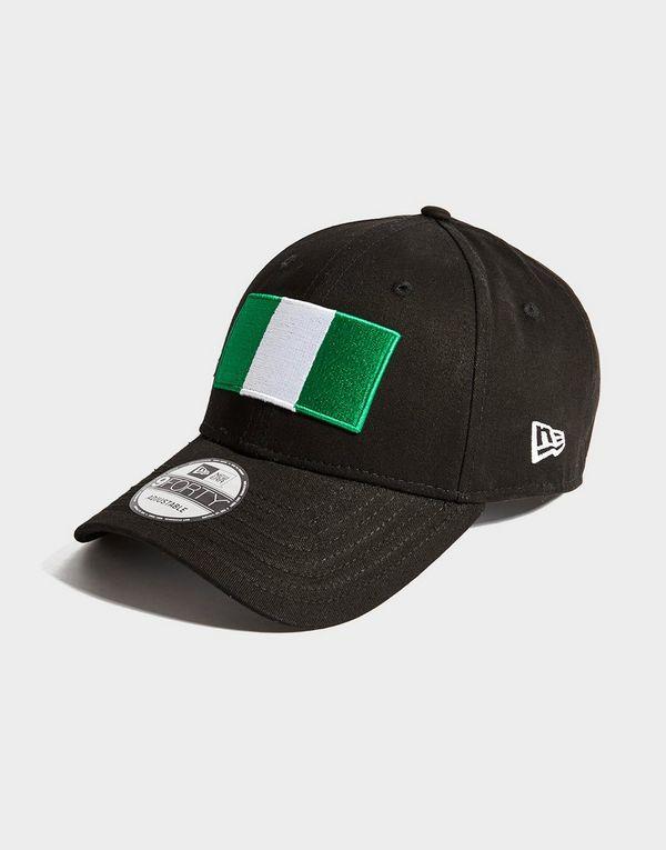 New Era Nigeria Flag 9FORTY Cap
