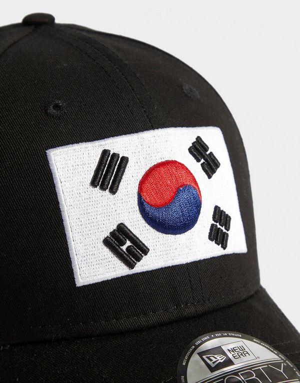 New Era Casquette Drapeau Corée du Sud 9FORTY