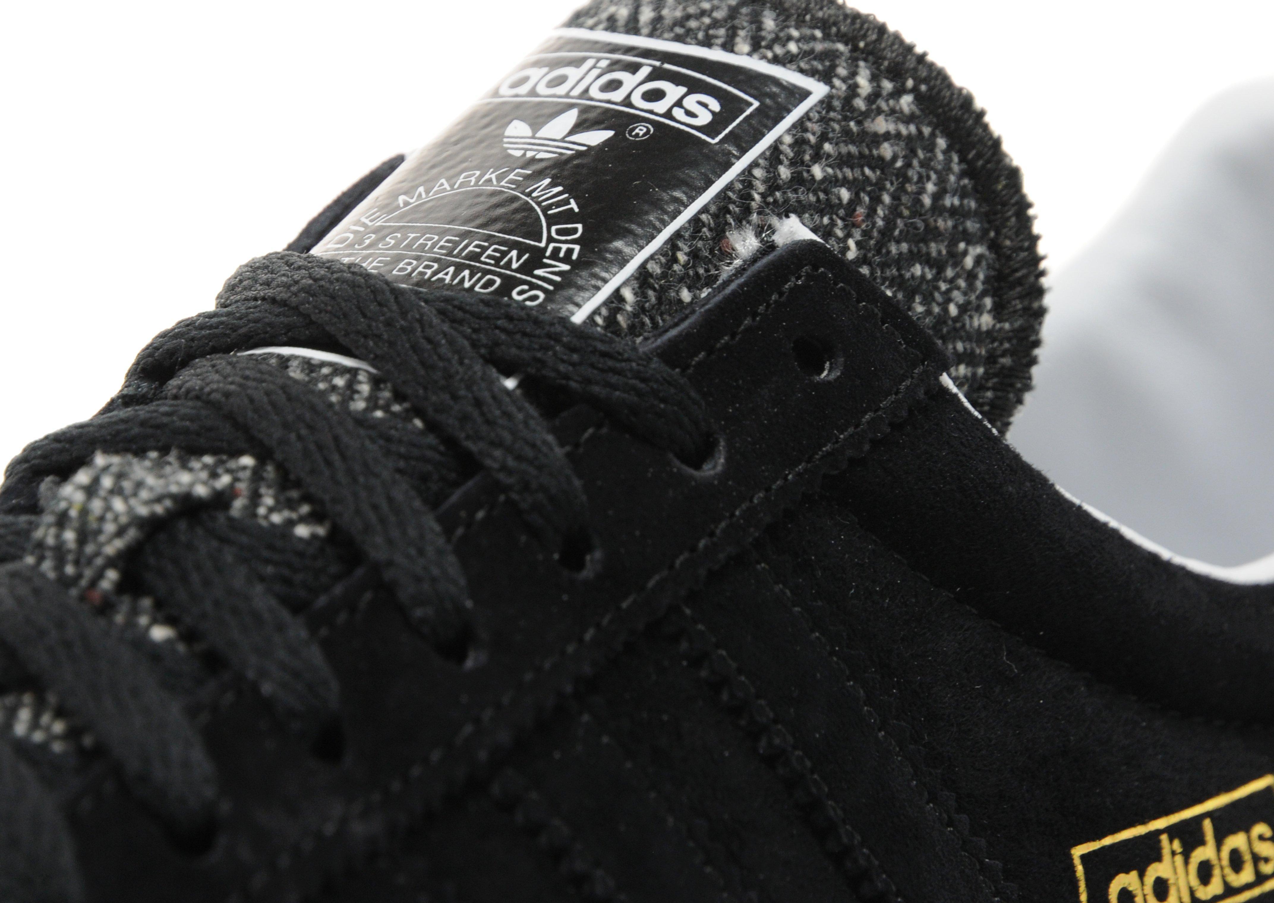 Adidas Gazelle Og Khaki Black