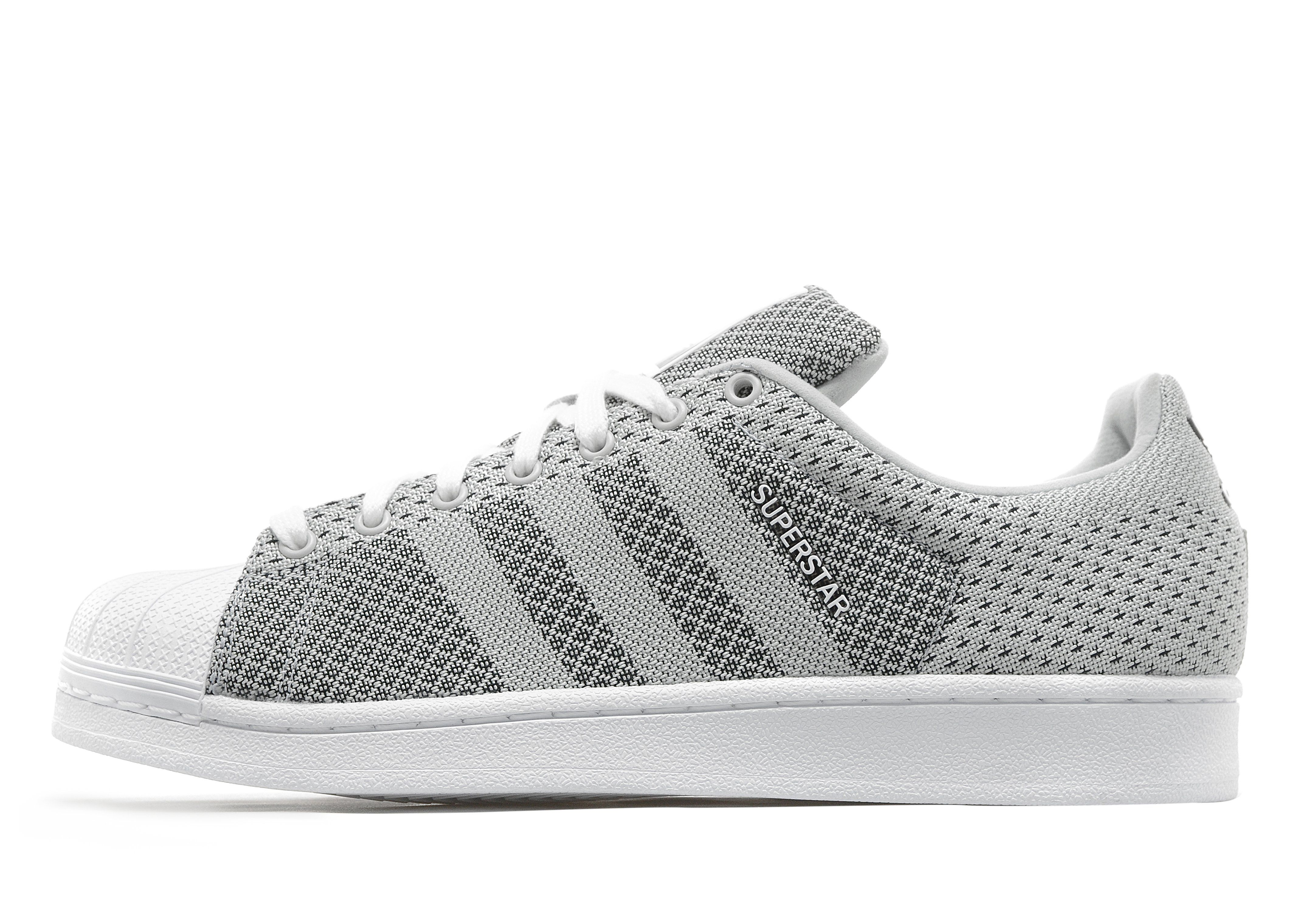 Adidas Superstar Weave Clear Grey