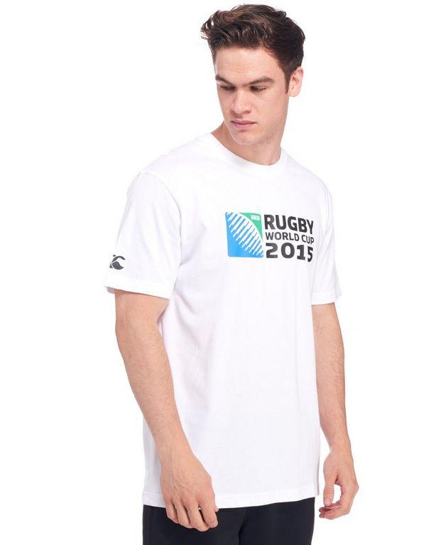 Canterbury Rugby World Cup 2015 Logo Shirt