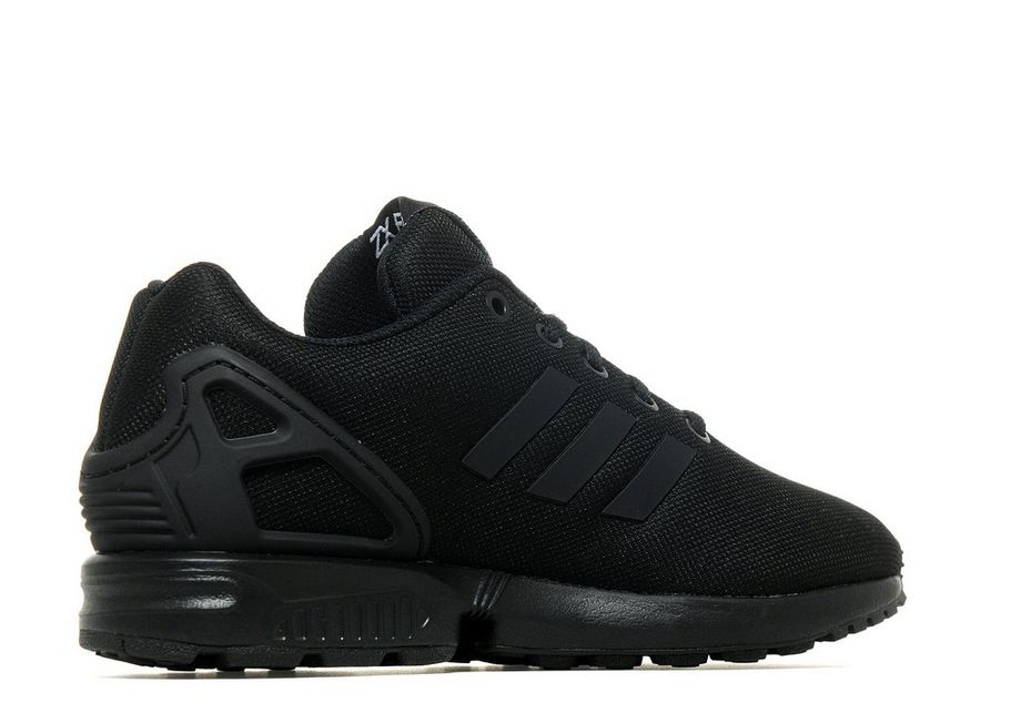 Adidas Flux Black In Jd