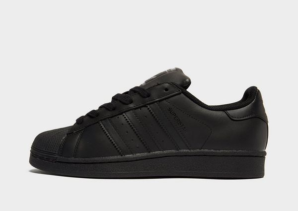adidas superstar noir junior