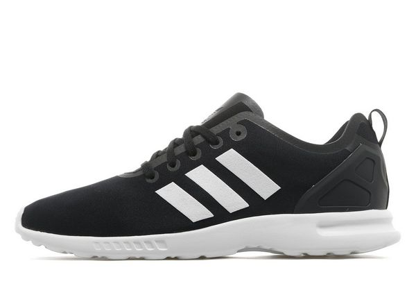 adidas originals womens zx flux smooth trainers black