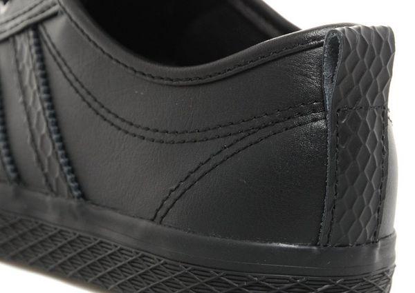 adidas originals honey lo leather black