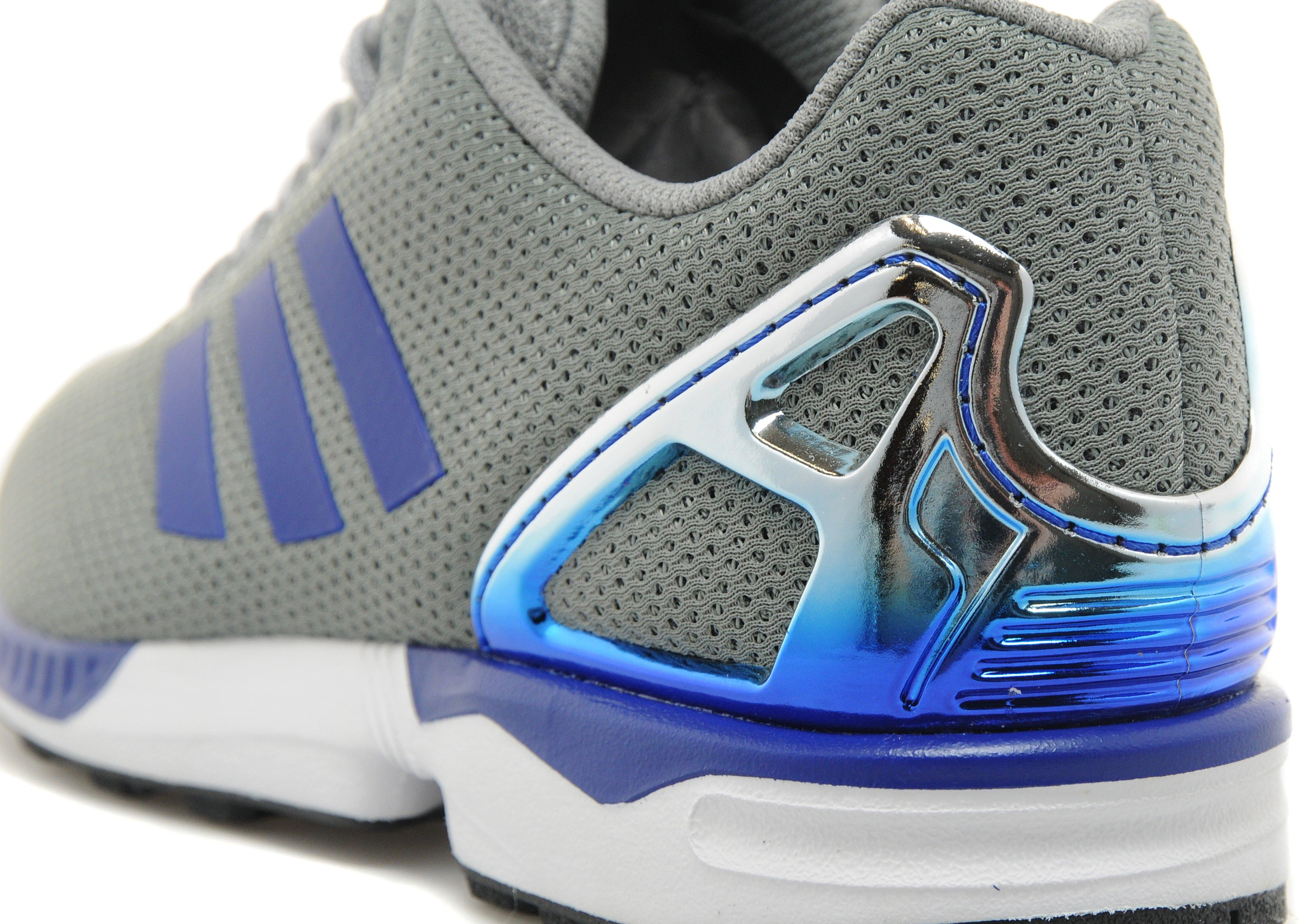 online store 5a1cd 18ca1 JD Sports u2013 adidas Originals ZX FLUX Navy White .