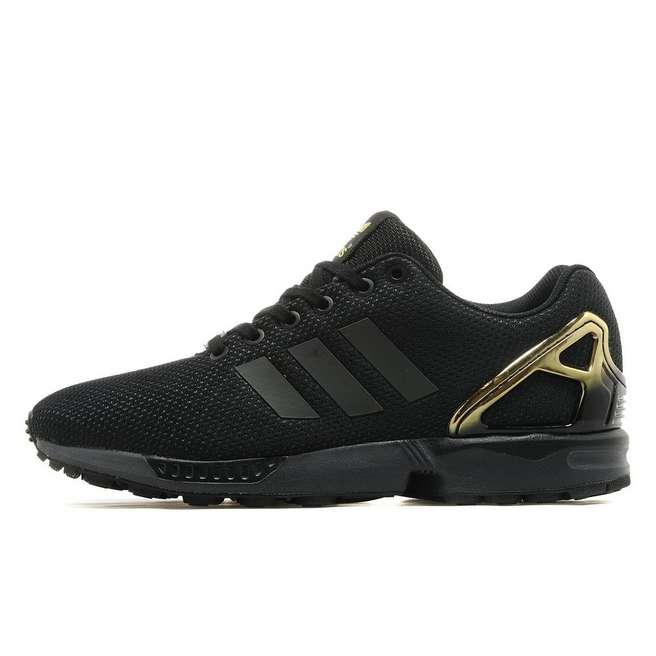 Adidas Zx Flux Metallic Gold