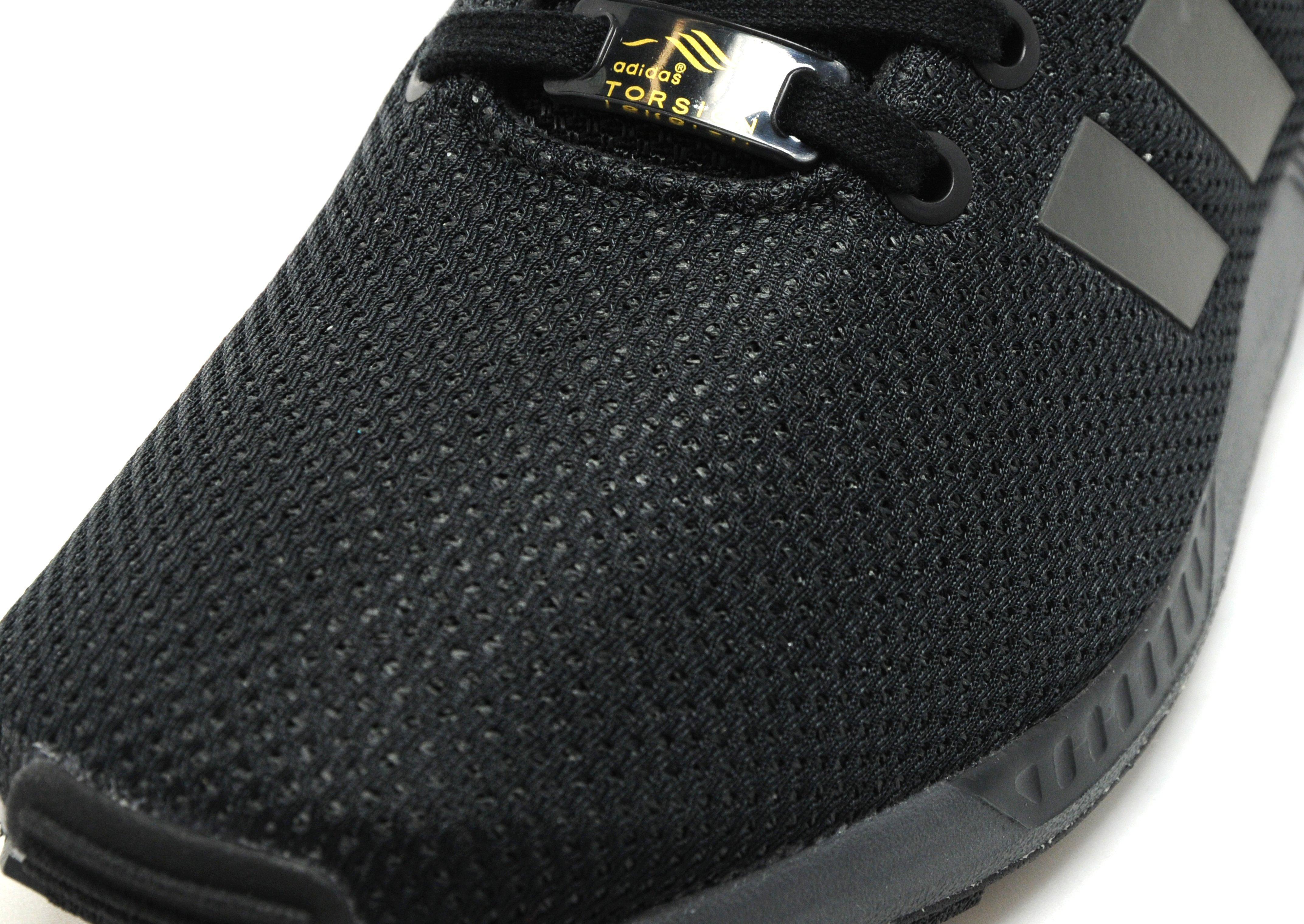 adidas ZX Flux Slip On core black / off white