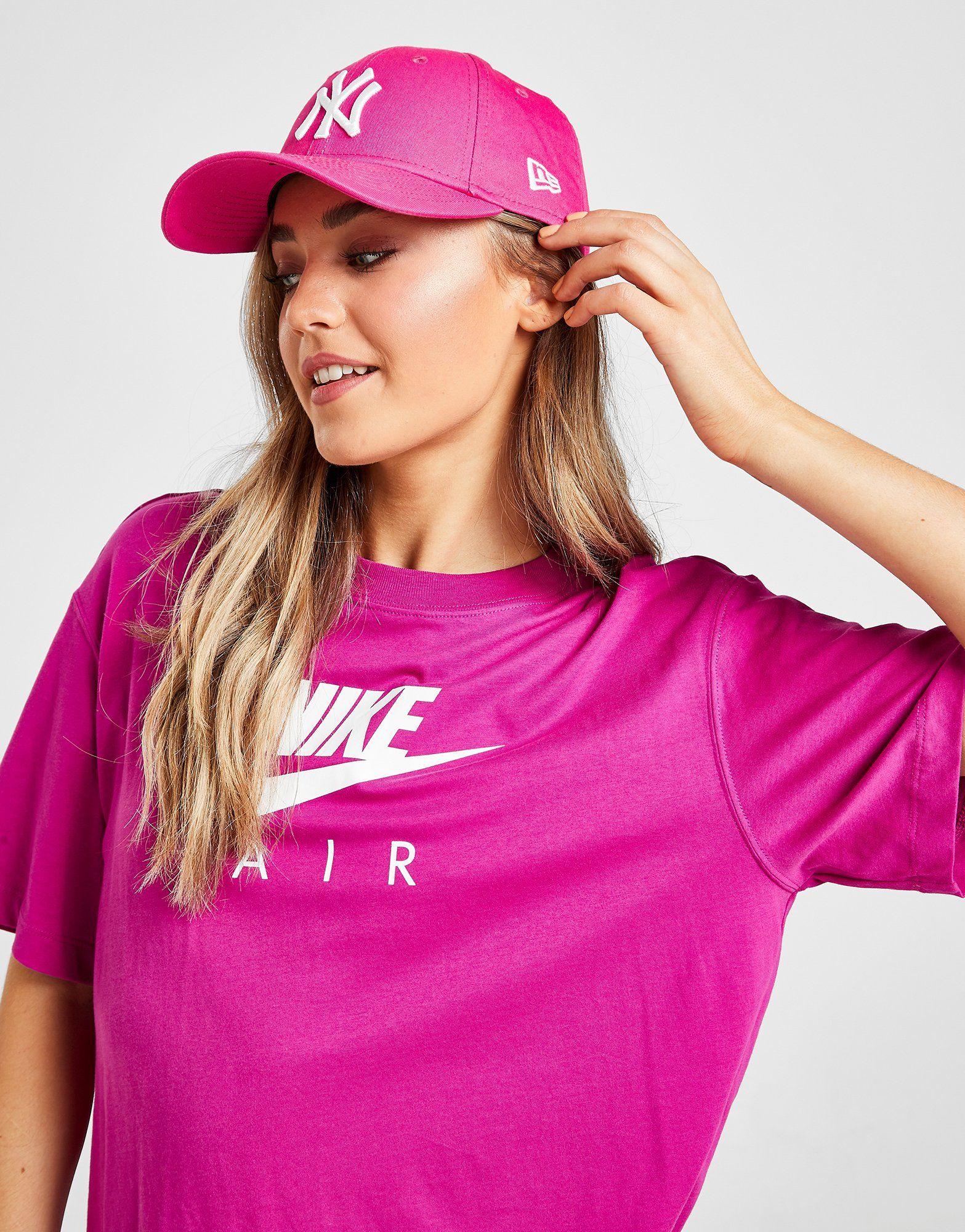 3bce2f4bf New Era Ny 9forty Cap Pink