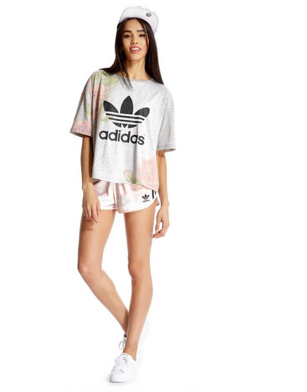 adidas shirt rose