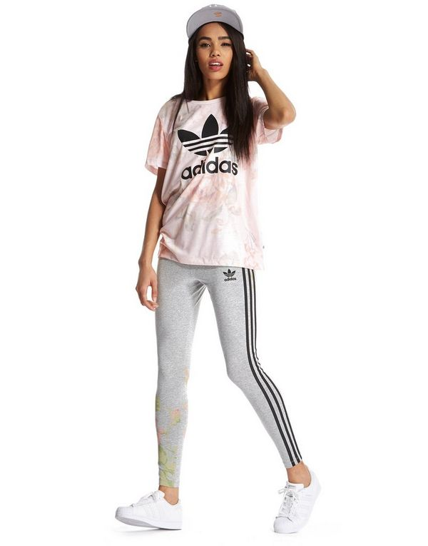 adidas originals rose collection' pastel rose track top