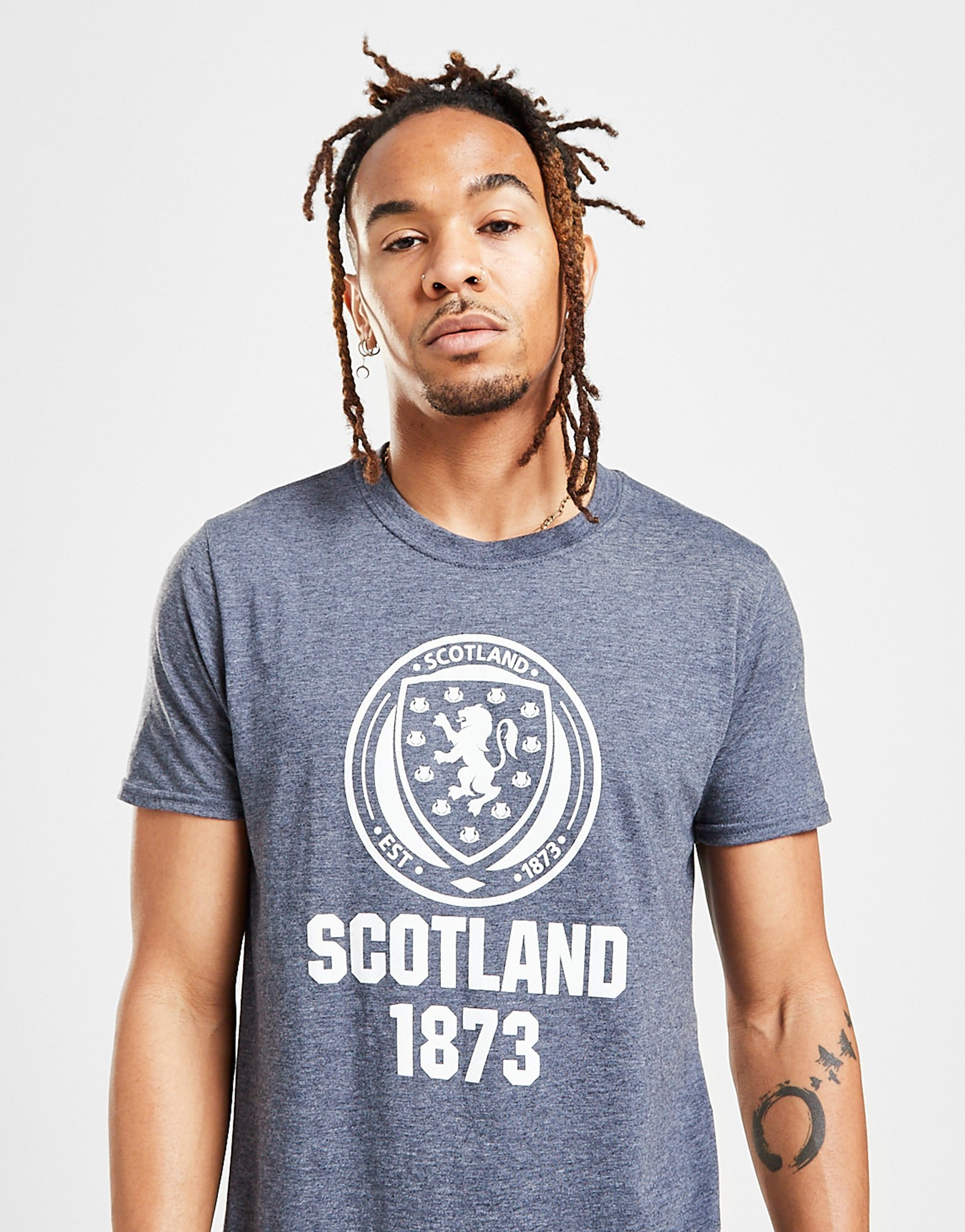 Official Team Scotland FA 1873 Short Sleeve T-Shirt