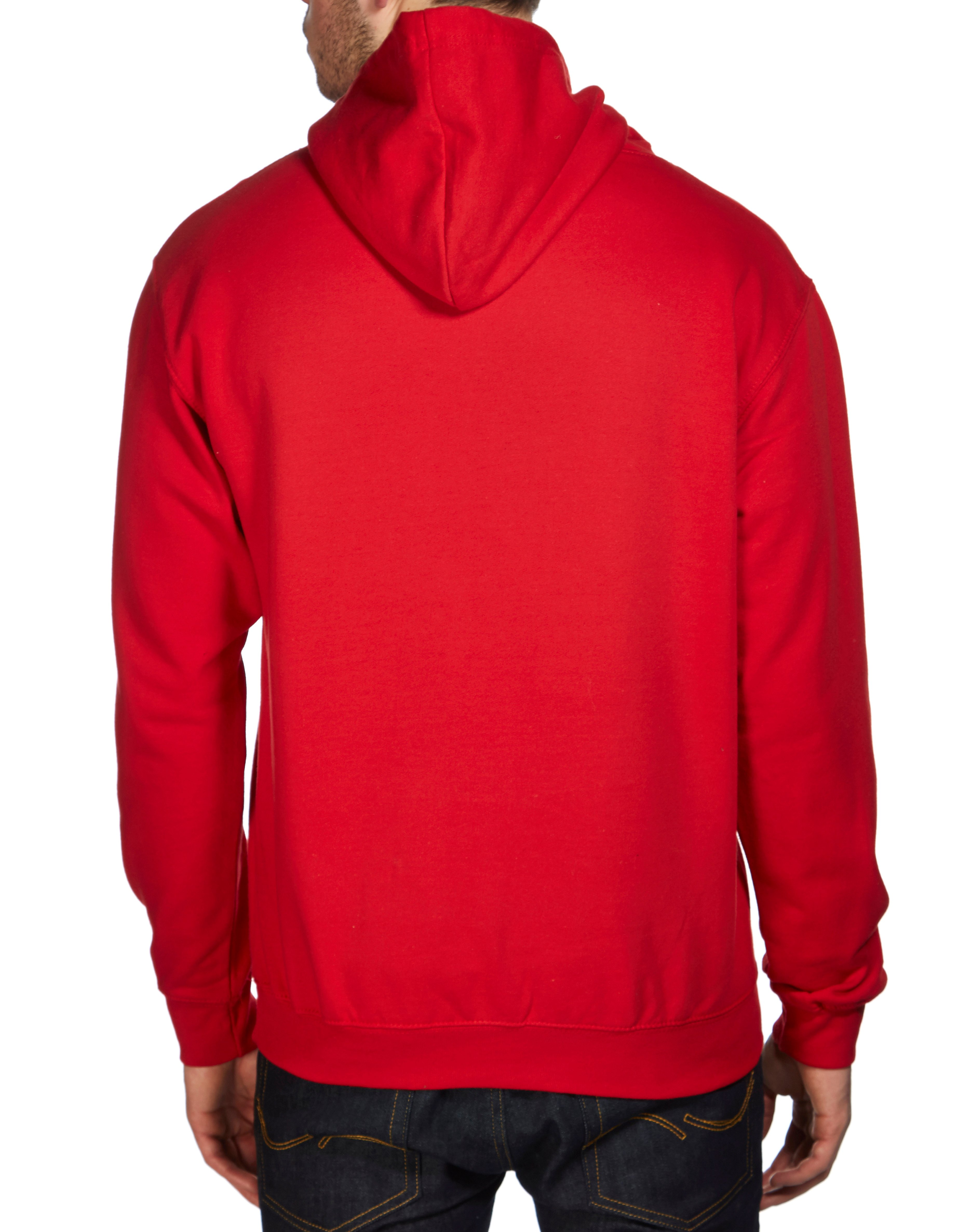 Official Team Wales Arch Hoodie