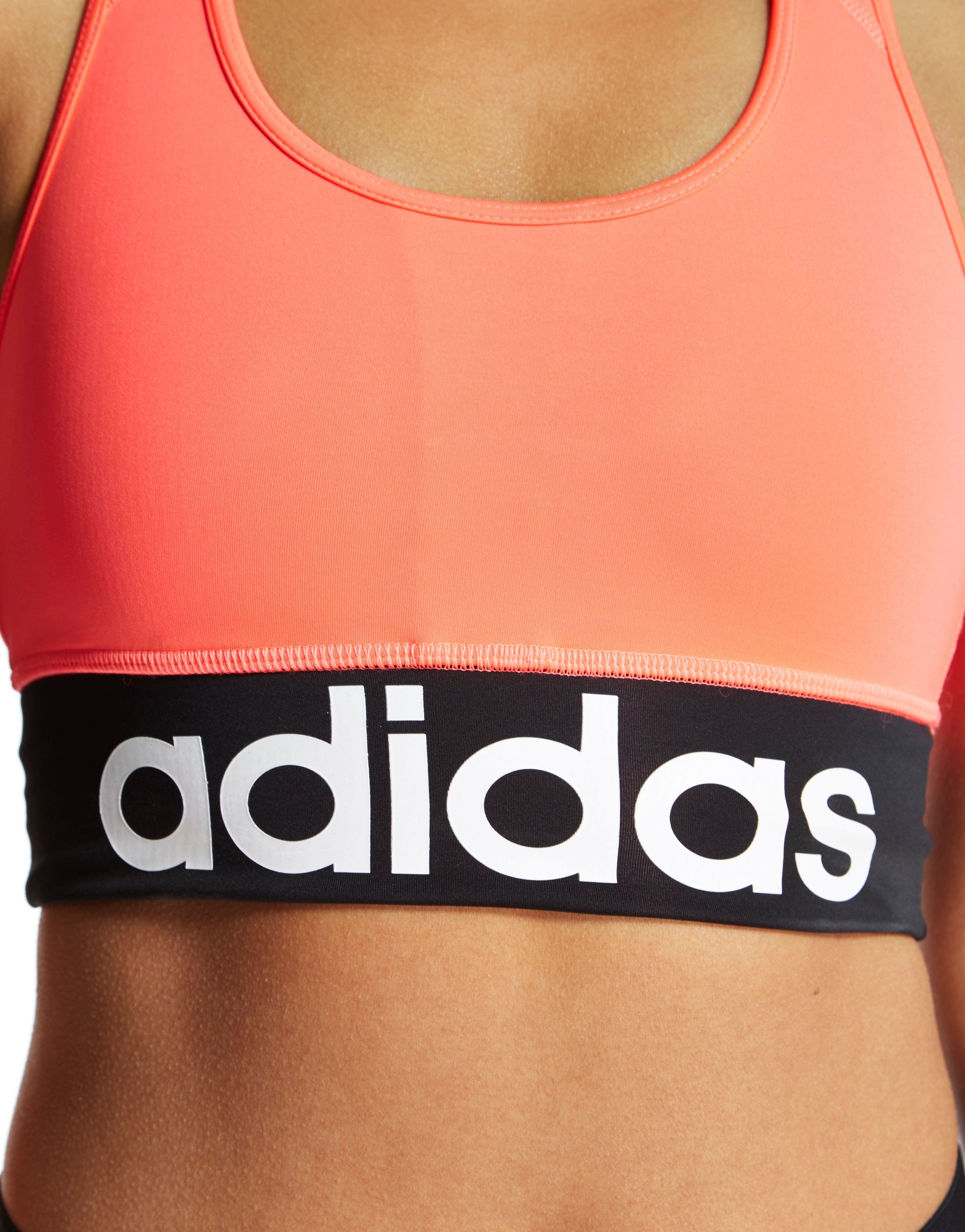 adidas Sports Essentials Linear Sports Bra