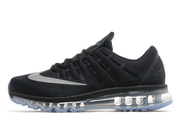 Nike Air Max 2016 Black On Black