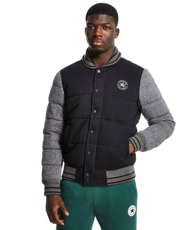 Converse Down Baseball Jacket | JD Sports