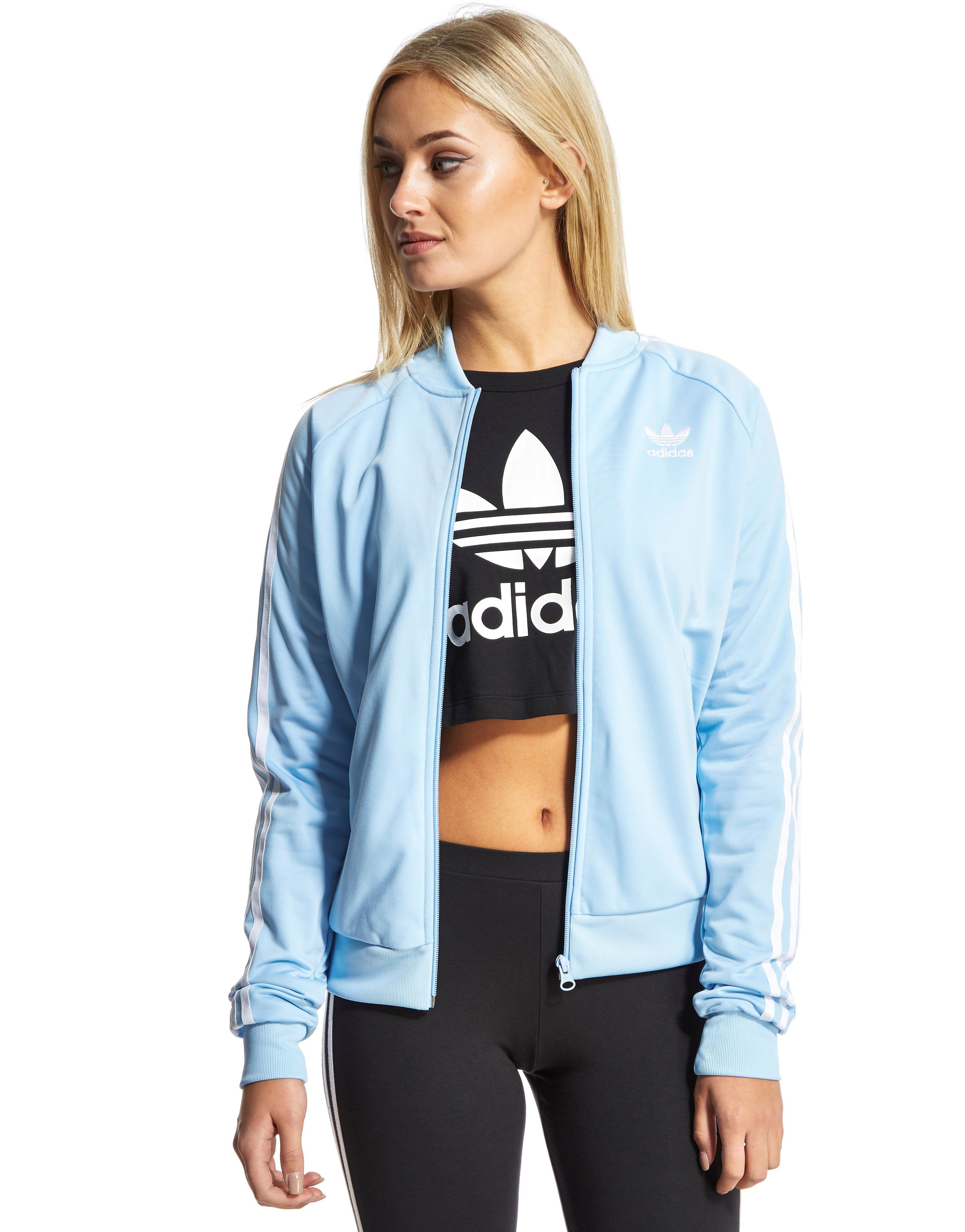 Adidas superstar track top donne formatori clearance