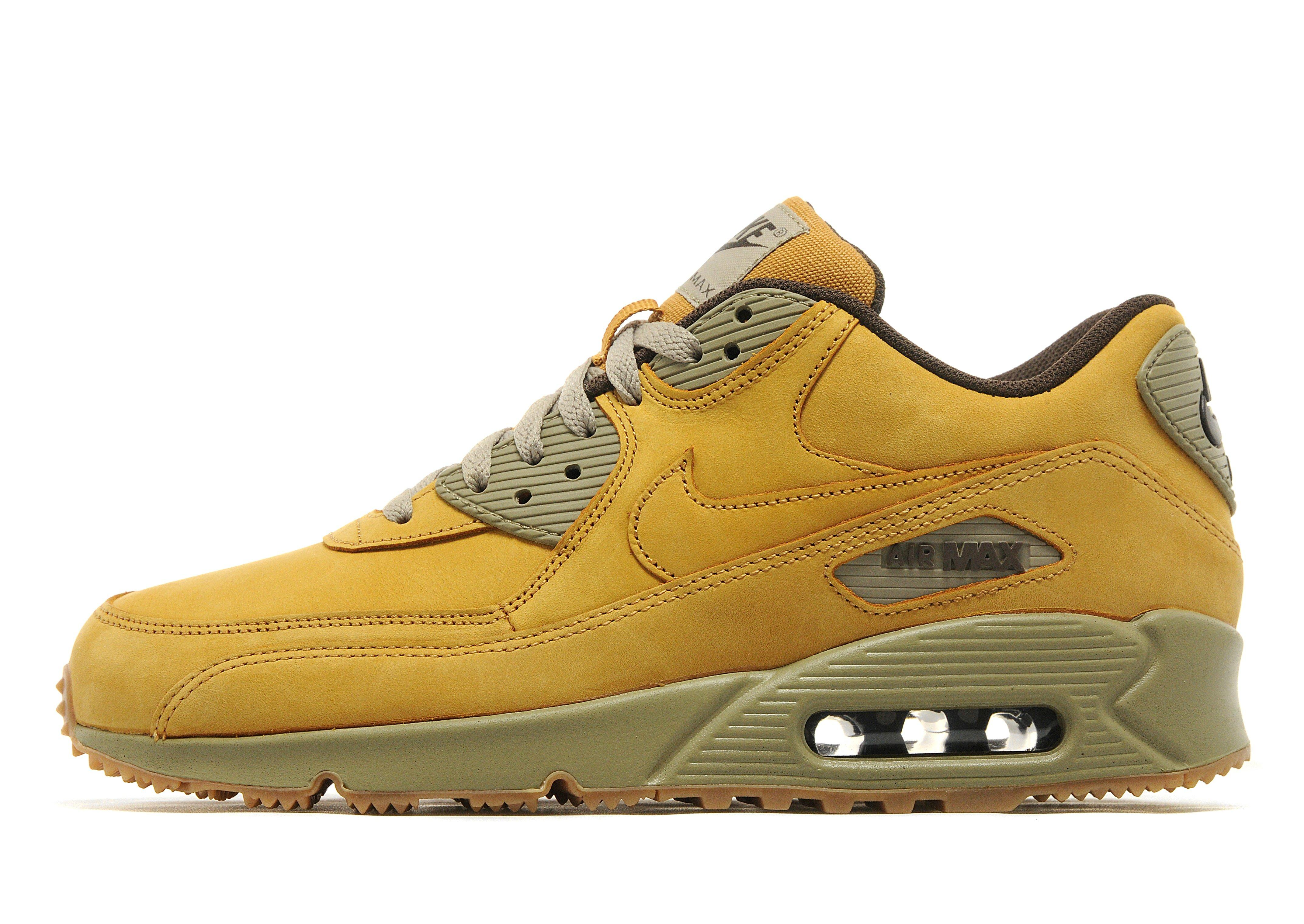 footlocker sortie remise Nike Air Max 90 Hommes Timberland Rouge vente énorme surprise skkgYQq