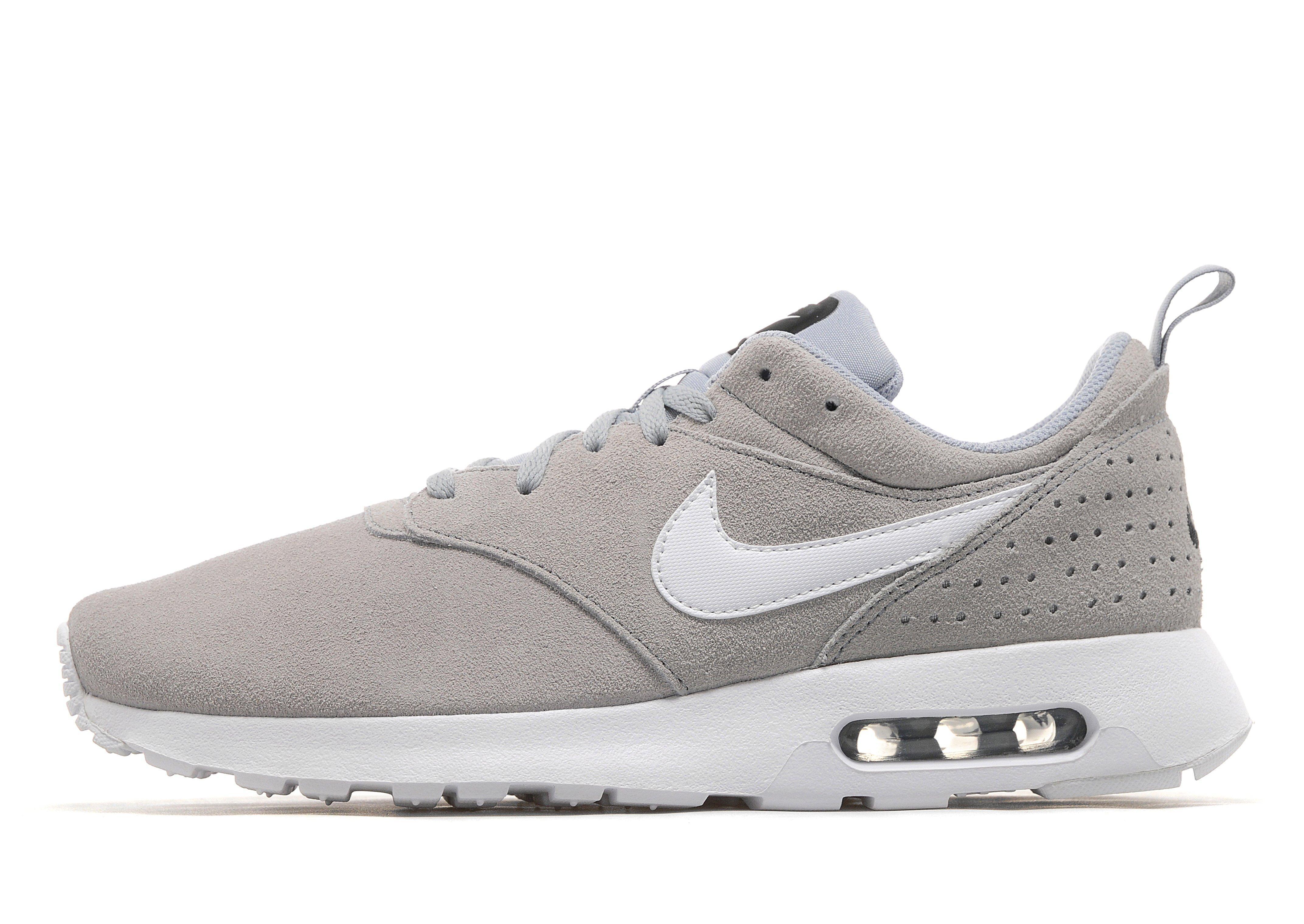 Nike Air Max Tavas Grey Suede