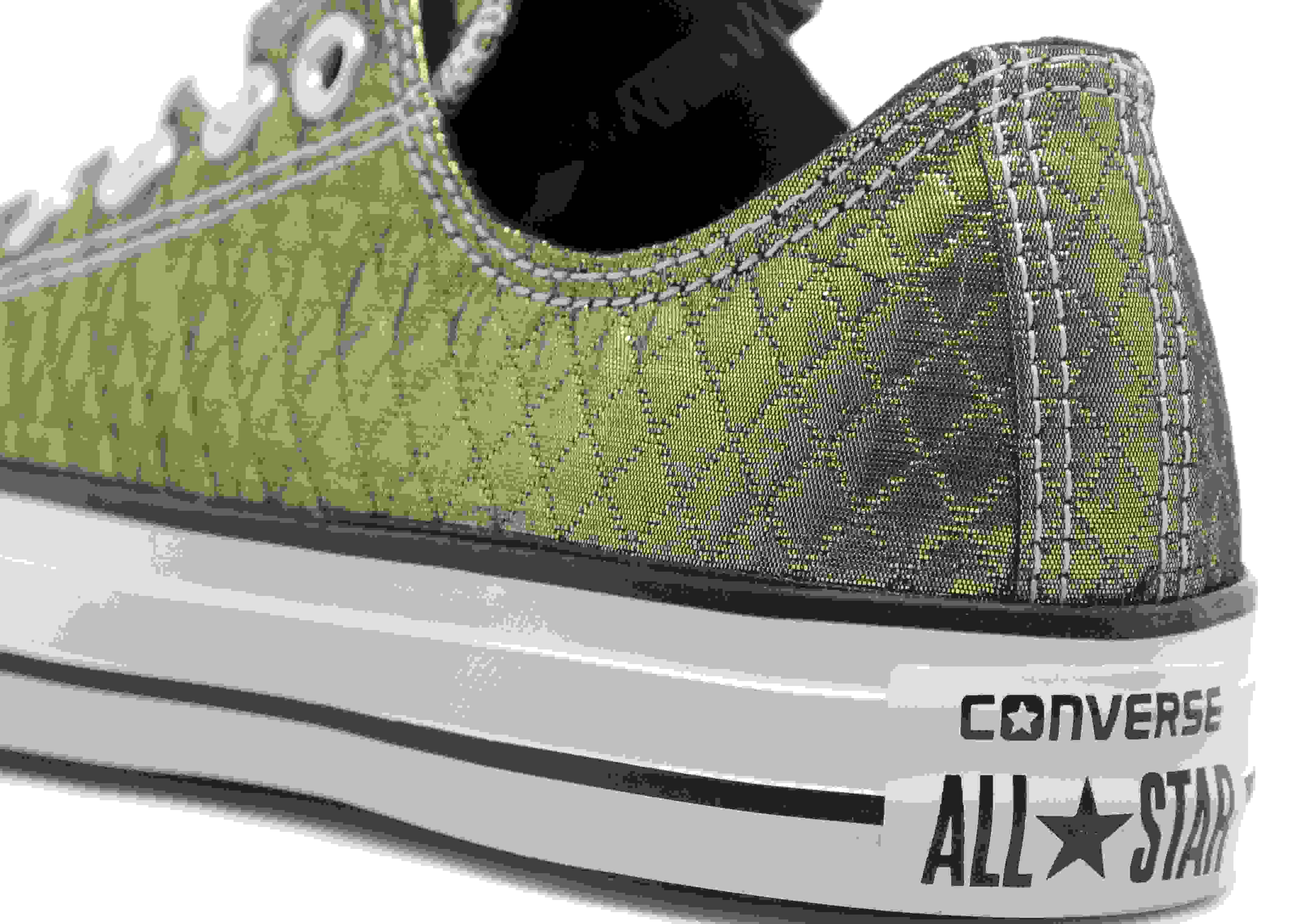 converse quilted shoes. converse all star ox quilted metallic shoes