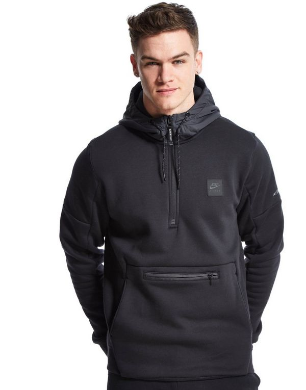 nike air max half zip hoody jd sports. Black Bedroom Furniture Sets. Home Design Ideas
