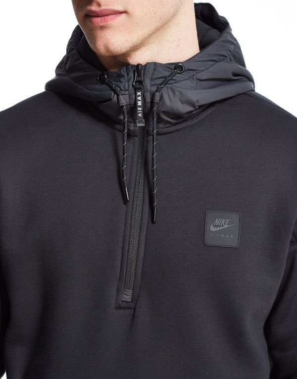 Nike Air Max Half Zip Hoody | JD Sports