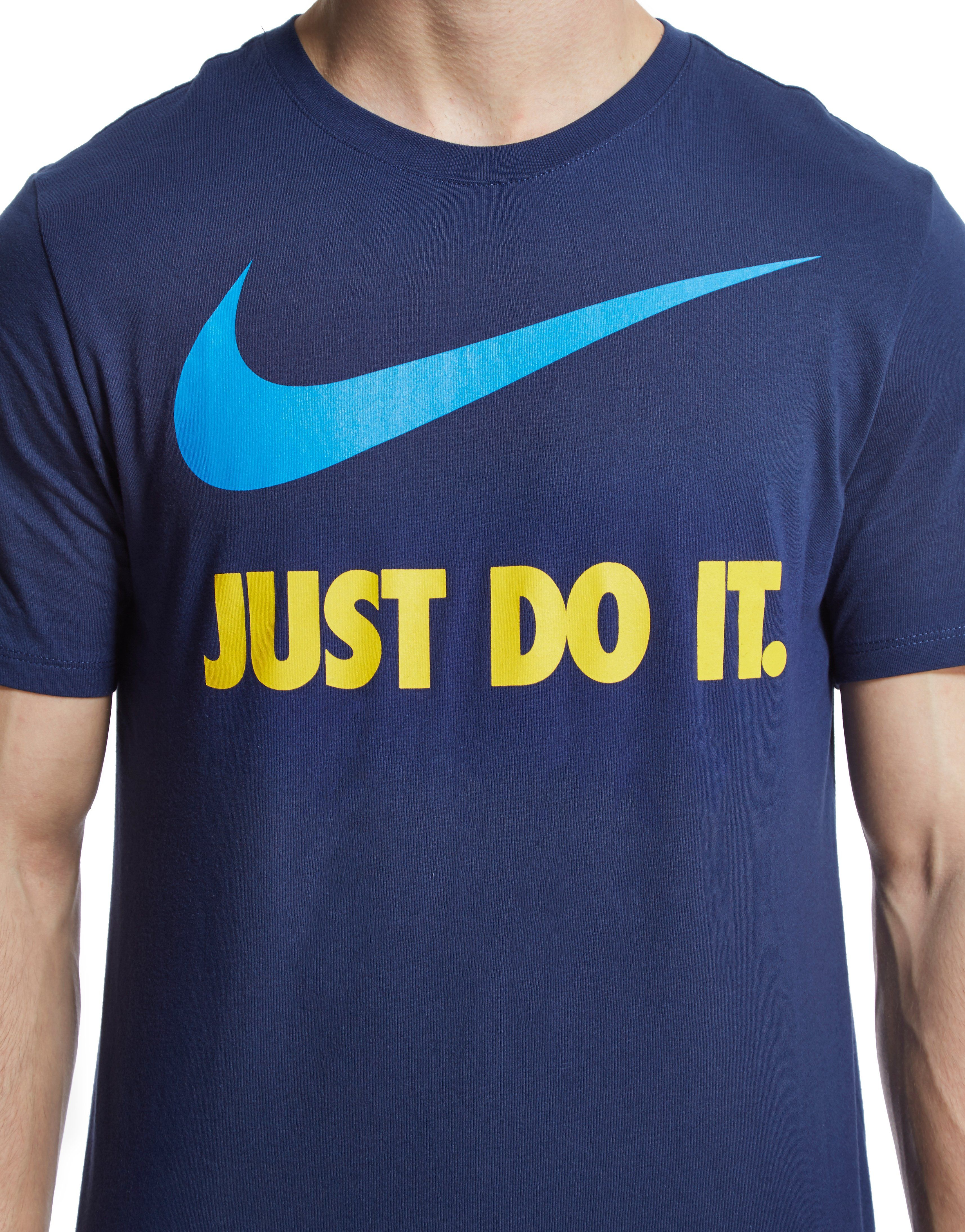 Nike T Shirts Just Do It nike just do it tee sh...