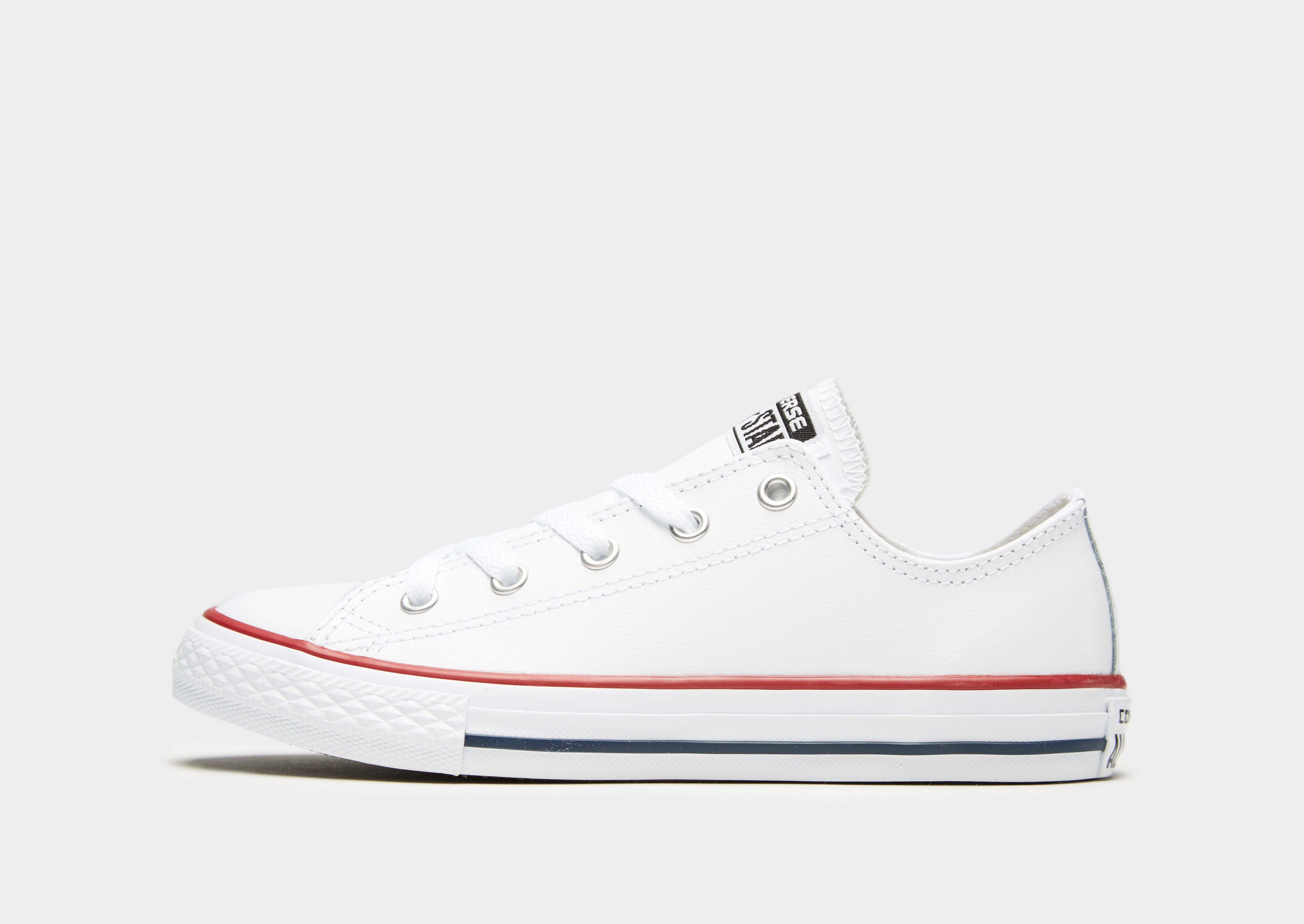 a0fc9307daa1 Converse All Star Ox Leather Children